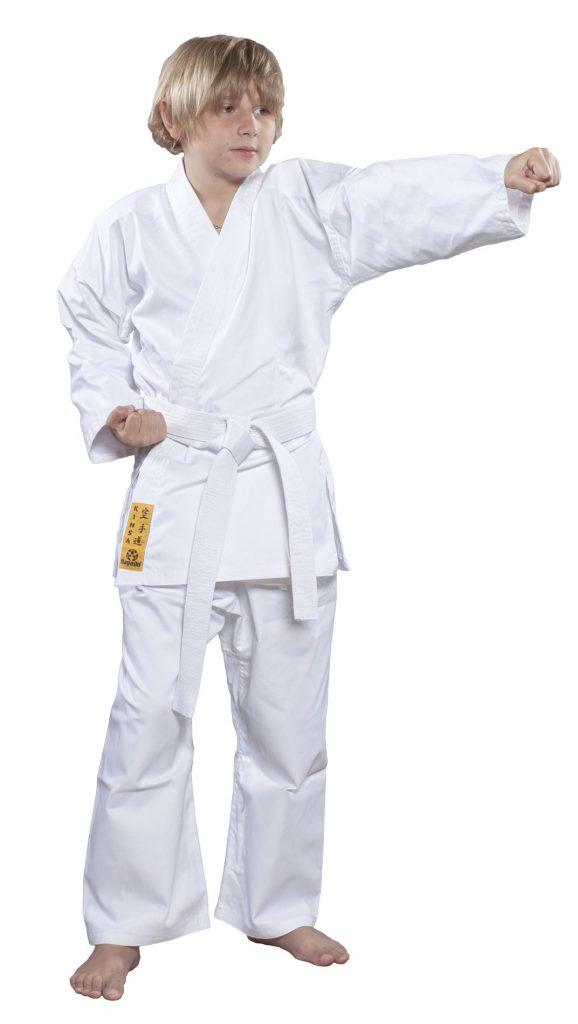 """Karate-Gi Hayashi """"Kinsa"""""""